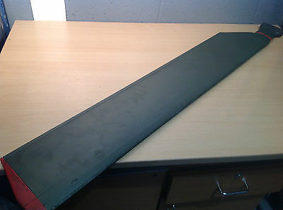 Ex RAF Puma Helicopter Tail Rotor Blade