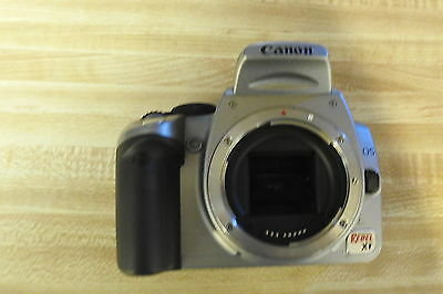 CANON REBEL XTi CAMERA BODY, G11, SX10 IS - AS IS - FOR PARTS