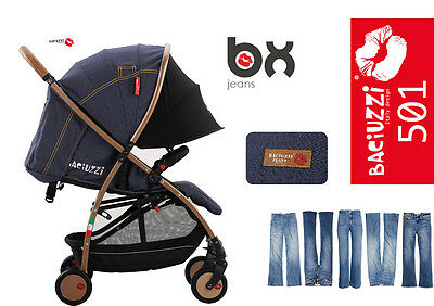 Baby Pushchair Buggy Ultra lightweight stroller BX Italian design 16 Colours