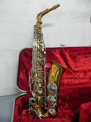 Armstrong Alto Saxaphone (MADE IN U.S.A)