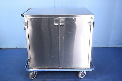Blickman Stainless Steel Case Cart Medical Case Cart with Warranty!!