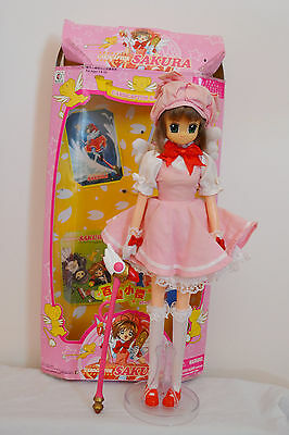 Cardcaptor Sakura Asian Doll Complete with Box