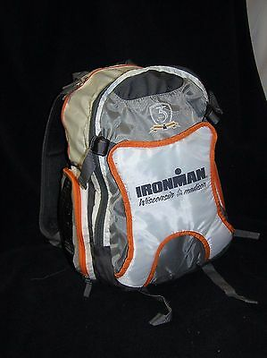Ironman Backpack Wisconsin Madison 35 Years