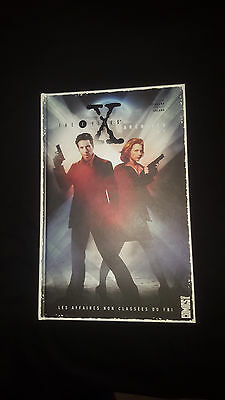 "The X Files ""Archives"" #1 [Glenat Comics - NEUF]"