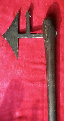 Old African Ceremonial Axe
