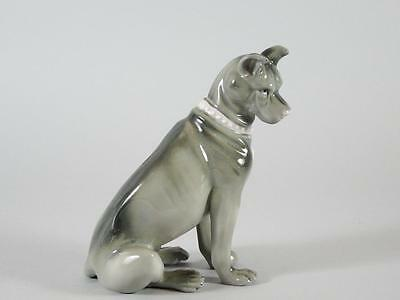 "German Porcelain 6"" Great Dane Figurine"