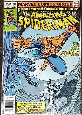 Amazing Spider-Man #200 Double Issue Spiderman