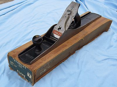 Stanley No 7 Jointer Plane Type 16 1933-41 Excellent w/box  Bailey