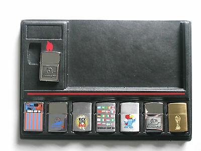 Zippo  World Cup 98 Lighter. 8 pcs /set  Limited Edition