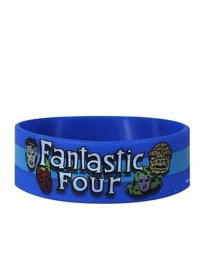 Officially Licensed Fantastic Four Retro Collectable Wristband
