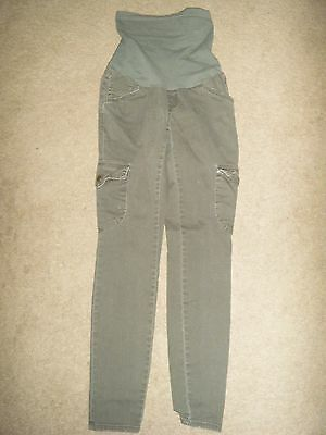 Get Used By Lexi Green Maternity Pants Size Xs