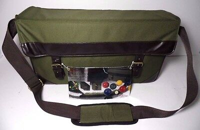 New In Bag Executive Complete Professional Deluxe Bocce Ball Set Pallino & Tape