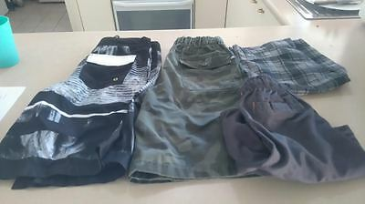Boys shorts size 12 and 14