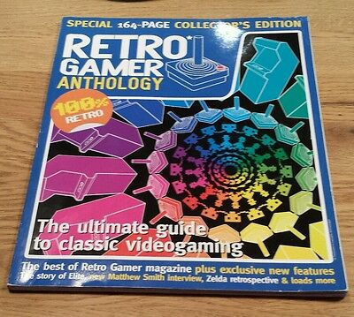 Retro Gamer Anthology - Volume One 1 Special Collector's Edition Published 2004