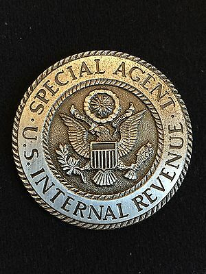 IRS Internal Revenue Service 75th Anniversary Medallion/Badge