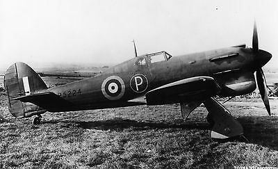 Prototype Hawker Tornado (F.18/37), P5224 at Boscombe Down; photo