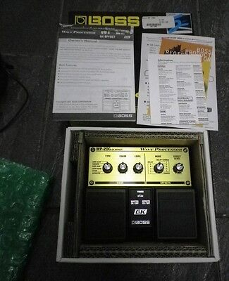 Boss WP-20G Wave Processor GK Roland Guitar Synthesizer RARE Discontinued