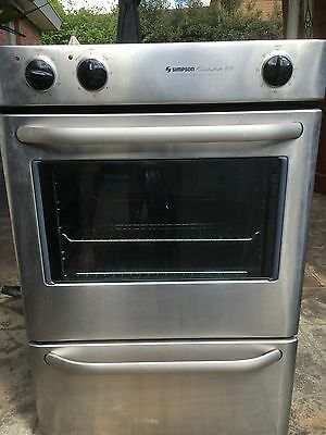 Simpson Evolution 808 Oven