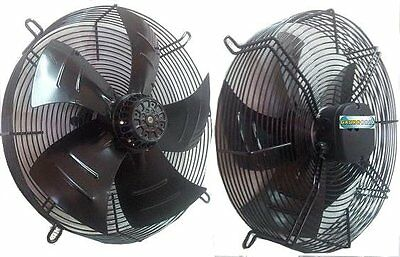 500mm diameter industrial extractor fan, extract 230v 6500m3/h new powerfull NEW