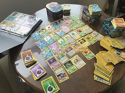 Pokemon Card Collection Base, Jungle, Fossil Rocket And More