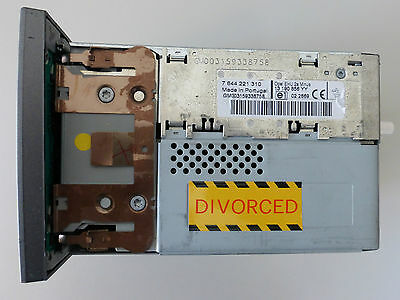 Vauxhall CD30/MP3 CDC40 DISPLAY DECODE DIVORCE RESET SAFE WHILE YOU WAIT SERVICE
