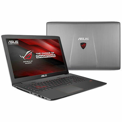 "PORTATIL ASUS GAMING ROG i7 17,3"" - 16GB DDR4 - 1TB - NVIDIA GTX 960M - FREEDOS"