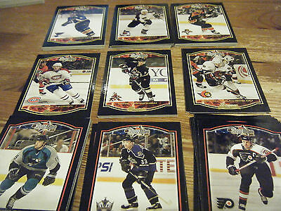 55  Bowman  Young Stars 2002 - 2003   American Ice Hockey Cards  Mint Listed