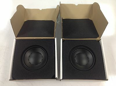 Dynaudio 2x BM6 or BM5 (Passive) Drivers / Woofers Brand New In Box 84841