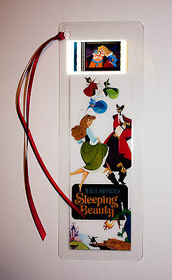 Film Cell Bookmark 35mm - Sleeping Beauty Memorabilia Gift