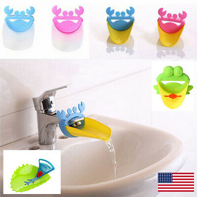 Faucet Extender for Toddlers, Kids, Babies Great Gift Stocking Stuffer FAST SHIP