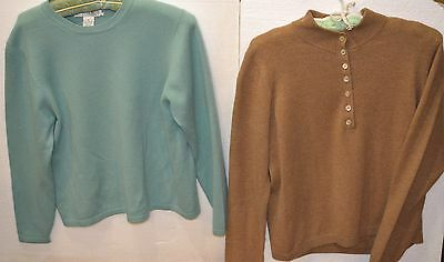 Tow Vintage Cashmere Sweaters
