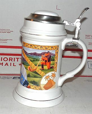Camel Cigarette Limited Edition Collector Stein
