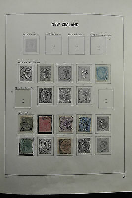 Lot 26284 Collection stamps of New Zealand 1892-1990.