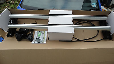 Genuine Skoda Octavia Mk3 Hatchback Roof Rack Bars 5E5071126