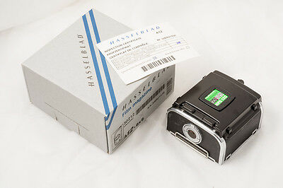 Hasselblad Chrome A12 Film Back - Matching Serial Numbers - Boxed