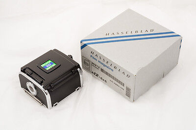 Hasselblad Chrome A12 Film Magazine - Matching Serial Numbers - Boxed