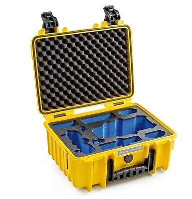 DJI  Mavic Pro Flight Hard Case Yellow Waterproof Dustproof Shockproof