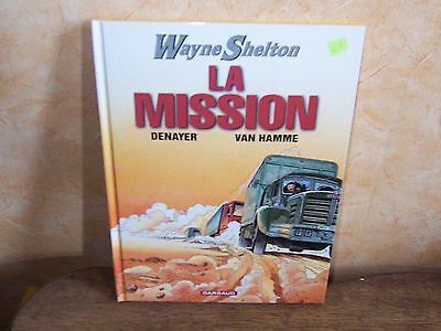 Wayne Shelton 1 La Mission Eo
