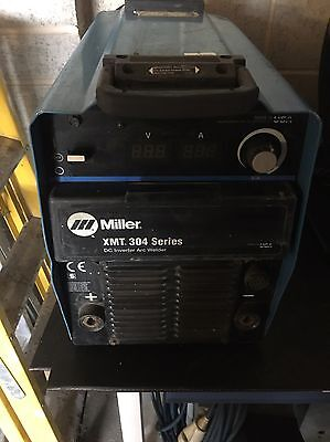 Miller xmt 304 Inverter Arc Welder, mig tig conversion