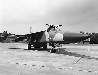 79th TFS, 20th TFW, F-111E, 67-0079 'UH' at Wildenrath, Jul 1987; original photo