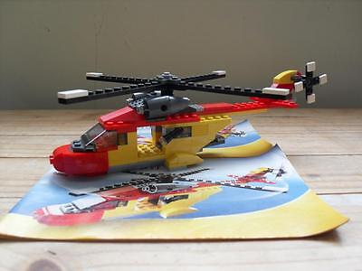 Lego Set 5866 - Rotor Rescue with Instructions