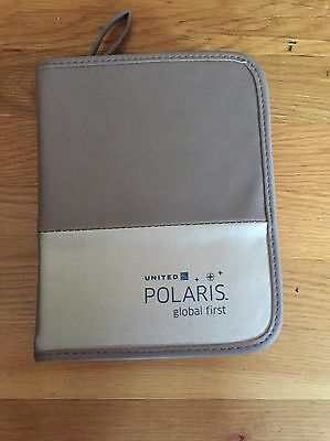 United Polaris Global First Amenity Kit