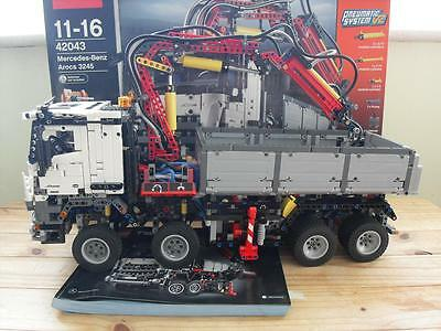 Lego Set 42043 - Mercedes-Benz Arocs 3245 - Boxed with Instructions - Technic