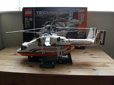 Lego Set 42052 - Heavy Lift Helicopter - Boxed with Instructions - Technic