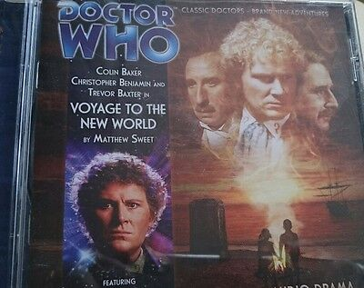 Doctor Who, Voyage to the New World