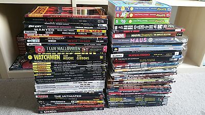 Graphic Novel Collection - Mixed Lot