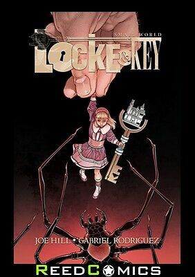 LOCKE AND KEY SMALL WORLD DELUXE EDITION HARDCOVER New Hardback