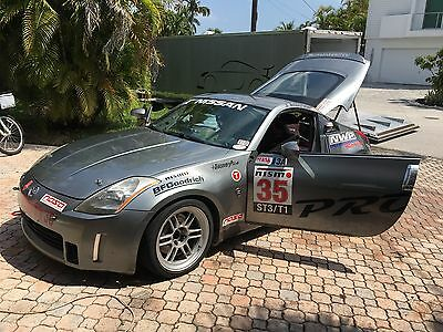 Nissan 350Z Racecar NASA SCCA Time Attack Track Day NO RESERVE