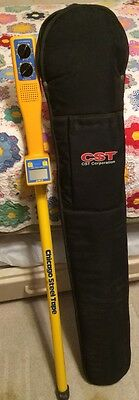 Used CST Magna-Trak 100 Magnetic Locator with Soft Carry Case