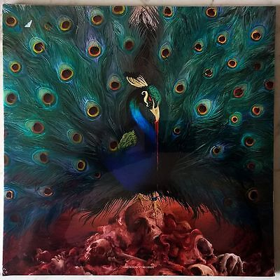 Opeth Sorceress 2Lp Picture Disc Limited Edition Sealed